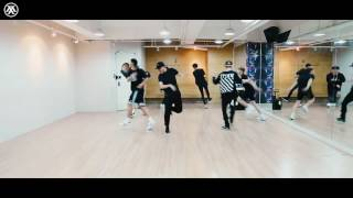 MONSTA X - 'Stuck' Mirrored Dance Practice width=