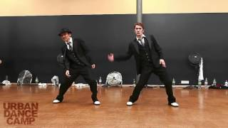 Locking Performance Showcase   Hilty & Bosch Choreography   310XT Films   URBAN DANCE CAMP