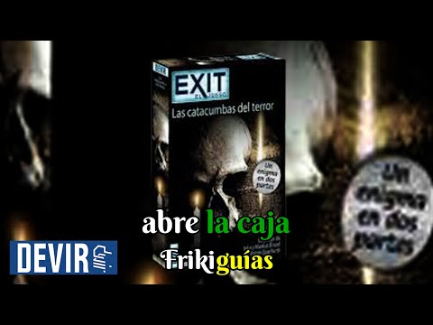 Reseña Exit: The Game – The Catacombs of Horror