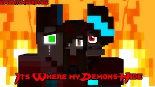 Demons (Minecraft Animation) (A Gift for Supah)