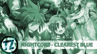 ► Nightcore - Clearest Blue {Gryffin Remix} ◄