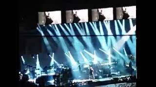 Peter Gabriel and Sting, No Self Control, Madison Square Garden, 6 27 16