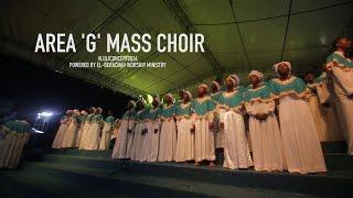 Luli Concert 2016 - Mo Gba O Gbo By Area G Choir