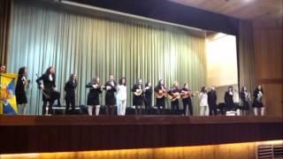 Tôna Tuna - Tuna Feminina do Instituto Politécnico de Bragança - 1983 - Mirandela 29022012
