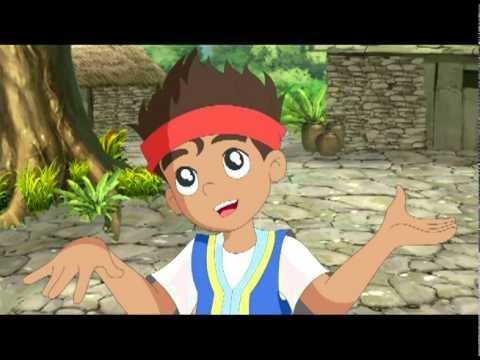 弘恩動畫王國:山豬飛鼠撒可努-失落的聖地 - YouTube