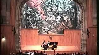 Joseph Haydn Trío Hungaro Finale Taemon trío
