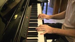 Ludovico Einaudi - Una Mattina - Intouchables piano cover