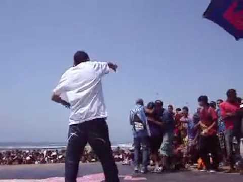 Bboy Enano (Speedy Angels) Venezuela  vs  Bboy Ninja (Perfect Elementz ) morocco