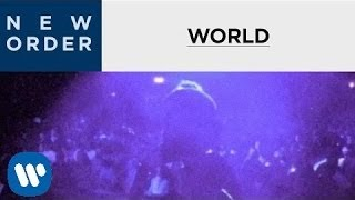 New Order - World (The Price Of Love - S. Hauger Radio Edit Remix Video  ) [OFFICIAL MUSIC VIDEO]