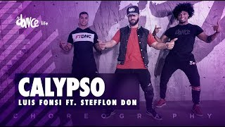 Calypso - Luis Fonsi,  Stefflon Don | FitDance Life (Coreografía) Dance Video