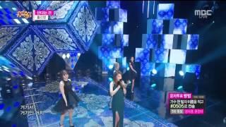 [1080p] 141213 HONG JIN YOUNG - Cheer Up @ Music Core