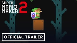 Super Mario Maker 2 - Master Sword Update Trailer