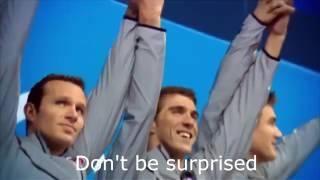 Katy Perry - Rise (NBC Olympics video) with LYRICS