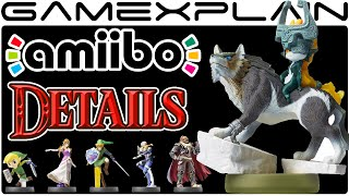 Zelda: Twilight Princess HD - More amiibo Details