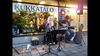 AnuKinare&MiksuDuo - Wake me Up (Avicii Cover)