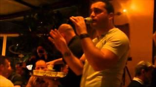 Show case Thomas Vaccari a Menton ( Papaye café )