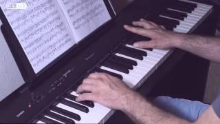 L'Autre Valse D'Amelie - yann tiersen (Piano) / Guy Boazy