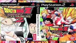 Dragon Ball Z Budokai Tenkaichi 2 & 3 Review