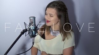Fake Love - Drake (Cover by Victoria Skie) #SkieSessions