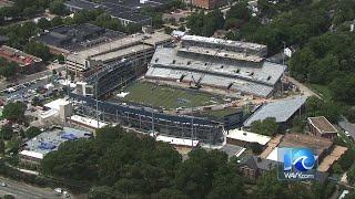 Bria Stith Shares Update On ODU's New Football Stadium