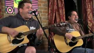 LESS THAN JAKE - Soundtrack Of My Life - acoustic MoBoogie Loft Session
