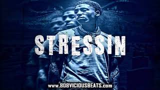 "[FREE] NBA Youngboy x Lil Baby x Young Dolph Type Beat 2018 - ""Stressing"" 