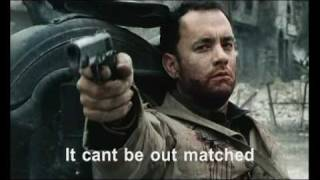 Linkin Park - The Catalyst + Lyrics (Saving private ryan)
