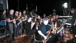 GBO Oldtimer Bigband - If you leave me now live in Change