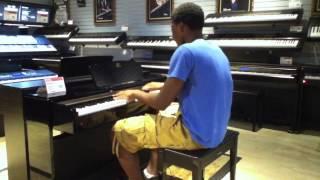 Unthinkable (I'm Ready) - Alicia Keys (Cover Piano)