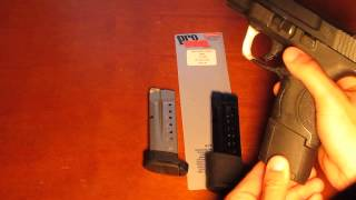Extended Mag for M&P Shield 9MM