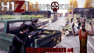 H1Z1 - THE BEST MOMENTS #4 (KOTK) - 2pac ft adele remix