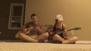 I Took a Pill in Ibiza by Mike Posner Alex & Miya Cover