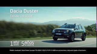 Anuncios Dacia Duster 2017 / Advertisement Dacia Duster