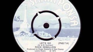 Rock Rebellion - Let's go