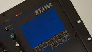Tama TechStar TS-305 Memory Sounds and Manual Tweeking