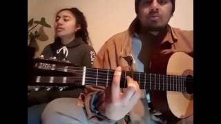 Angelina and Victor J Sefo - African Queen(Cover)
