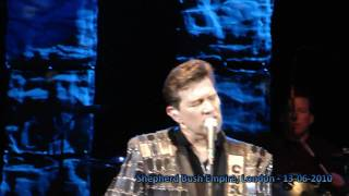 Chris Isaak live - Blue Hotel (HD) Shepherd Bush Empire, London 13-06-2010