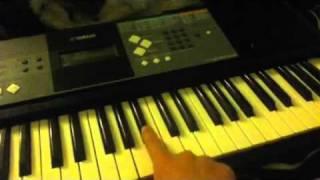 Alza tus ojos y Mira piano tutorial