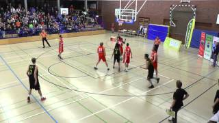Rendsburg Twisters vs Charlottenburg / Lichterfelde