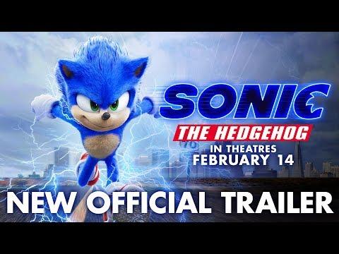WTFF::: Sonic the Hedgehog Movie Review -- The Blue Blur\'s Joyful Genesis