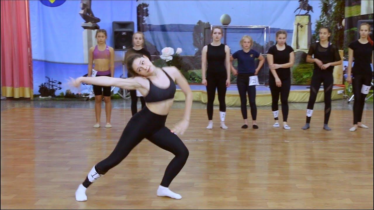 Конкурс танцевальной импровизации. Май, 2019