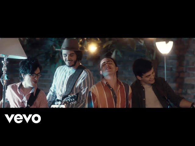Videoclip oficial de 'Cuando Nadie Ve', de Morat