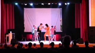 Танец третьего отряда (Alex Band-Only One)