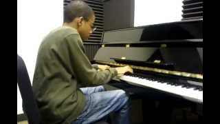 Anita Baker - SWeet Love PIANO - played by Willfox
