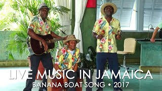 Live Jamaican Music at Couples Negril Resort