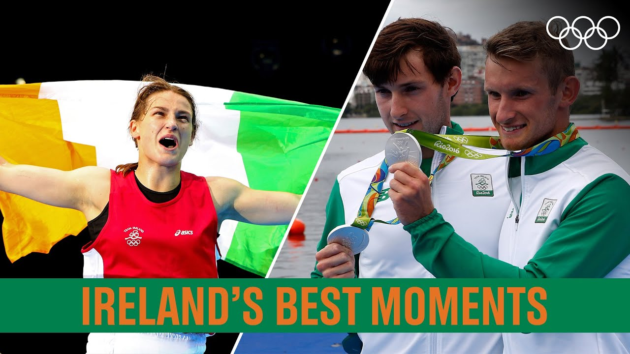 Ireland's Best Moments at the Olympics!