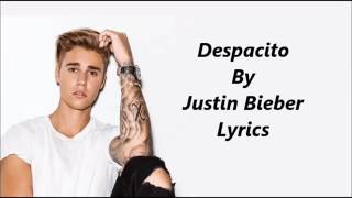 Justin beiber-despacito (lycris) ft.Louis fonsi