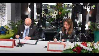 CNDH : la commission régionale Rabat-Salé-Kénitra signe un partenariat pour promouvoir la formation