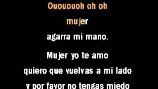 Mc Caco   Mujer Yo Te Amo Letra ♫