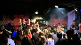 Efim Kerbut Live @ Fresh club (8.02.2014) - Mike Hawkins - Soldiers (Original Mix)